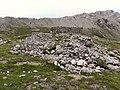 Resti acquartieramento austriaco Passo delle Selle 03.jpg
