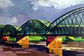 Rettet die Linzer Eisenbahnbrücke 70x120 Acryl Canvas 2014.jpg