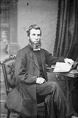 Revd O Evans, London (1829-1920)