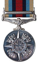 Reverse of Operational Service Medal for Afghanistan MOD 45154416.jpg