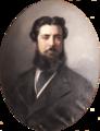 Ricardo Balaca (c. 1865) Francisco María Tubino, retrato.png