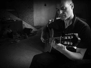 Ricardo Gallén Spanish musician