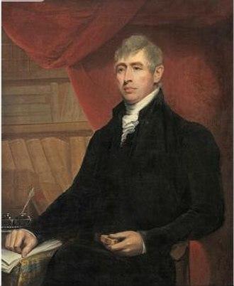 Robert Field (painter) - Image: Richard John Uniacke By Robert Field