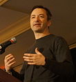 Richard Baraniuk at the SPARC 2014 OA Meeting - DSC00777 (cropped).JPG
