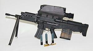 K 11 Gun Daewoo K11 - Wikipedia