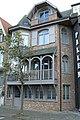 Rijhuis, gerenoveerd, Poststraat 6, Duinbergen (Knokke-Heist).JPG