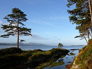 Ring of Kerry - Image: Ring of Kerry Scenic view southwest