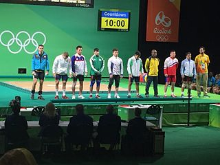 Weightlifting at the 2016 Summer Olympics – Mens 69 kg