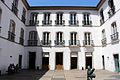 Rio de janeiro, palazzo imperiale, cortile 01.JPG