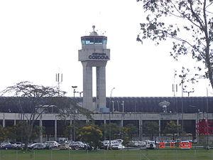 José María Córdova International Airport - Main building of José María Córdova Intl. Airport