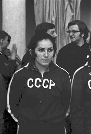 Rita Pogosova - Image: Rita Pogosova