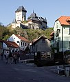 Road to Karlstejn Castle - Czech Republic - panoramio - Sergey Ashmarin.jpg