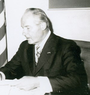 Robert H. Michel - Michel as Minority Leader
