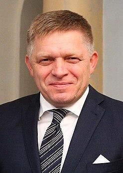 Robert Fico Slovak politician