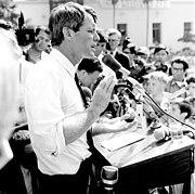 Robert Kennedy in Los Angeles