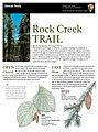 Rock Creek Trail Guide Page 1 (7161644942).jpg