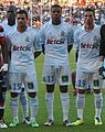 Rod Fanni, Jeremy Morel, Loic Remy and Morgan Amalfitano - TdC 2011.JPG