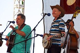 Huck Finn Jubilee - Image: Rodney and Doug Dillard (The Dillards) @ 2007 Huck Finn Festival