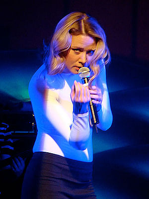 Róisín Murphy - Murphy performing in 2009