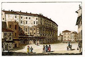 Roma, Teatro di Marcello - Bilderbuch für Kinder, 1810.jpg
