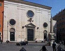 Roma: Santa Maria sopra Minerva