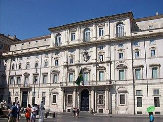 Brazil–Italy relations - Image: Roma 2011 08 07 Ambasciata del Brasile in Italia