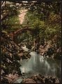 Roman bridge I, Bettws-y-Coed (i.e. Betws), Wales-LCCN2001703443.jpg