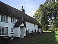 Row of Thatched Cottages in North Bovey - geograph.org.uk - 932398.jpg