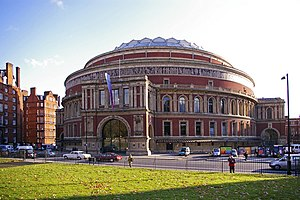 Live at the Royal Albert Hall (Show of Hands album) - The Royal Albert Hall, where the album was recorded
