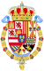 Royal Coat of Arms of Spain (1700-1761)-Common Version.svg