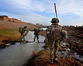 Royal Marines of 40 Commando on Patrol in Afghanistan MOD 45154697.jpg