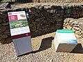 Ruínas Romanas de Cáparra, entrada al museo.jpg