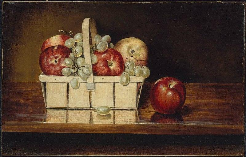 File:Rubens Peale - Basket of Fruit - 48.464 - Museum of Fine Arts.jpg