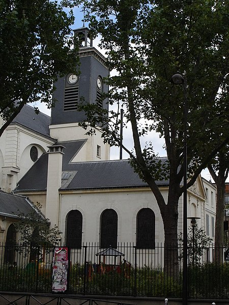Fichier:Rue Saint-Bernard Eglise Sainte-Marguerite2.jpg