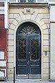 Rue de l'Échiquier (Paris), numéro 29, porte.jpg