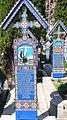 Rumunia, Sapanta, Wesoły Cmentarz DSCF7035.jpg