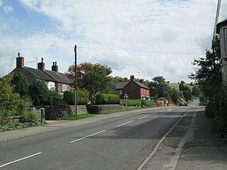 Rushton, Staffordshire - Image: Rushton Spencer