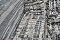 Ruskeala. Marble scrap quarry. Production.jpg