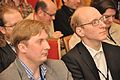 Russian Delegation on WMF Conference 2013, Milano 06.jpg