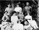Russian aviators. Gatchina. 1913.jpg