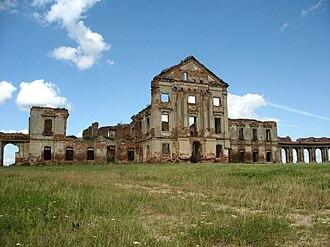 Ruzhany Palace - Image: Ruzhany 302