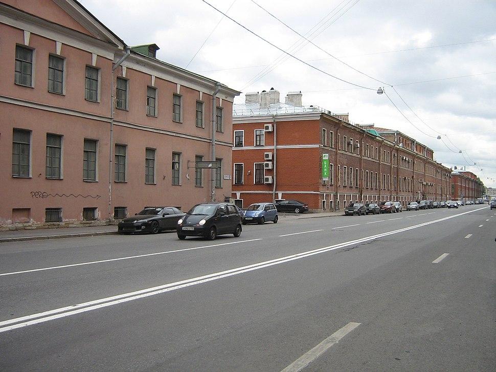 Ruzovskaia strit 3783