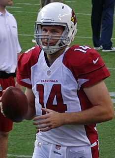 Ryan Lindley American football quarterback