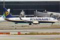 Ryanair, EI-DHS, Boeing 737-8AS (16455916552).jpg