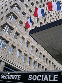 Seguridad social en francia wikipedia la enciclopedia libre - Lit medicalise prise en charge securite sociale ...