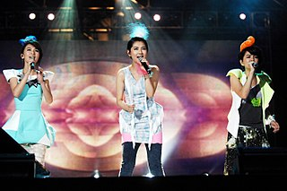 S.H.E Taiwanese girl group