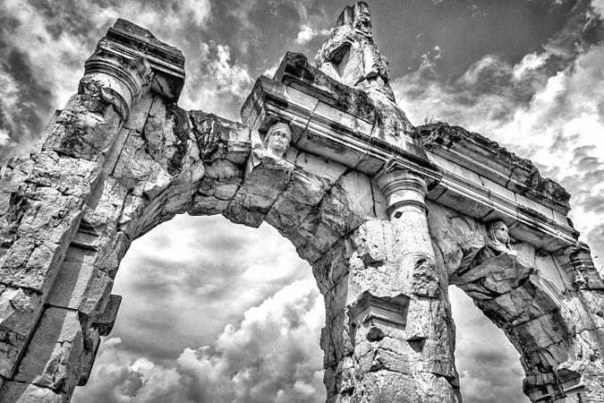 S.M. Capua Vetere - Anfiteatro Romano -Particolare 4.jpg
