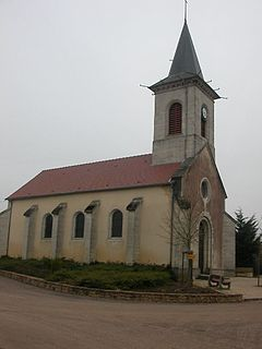 Saussy Commune in Bourgogne-Franche-Comté, France
