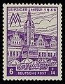 SBZ West-Sachsen 1946 162 Leipzig, Altes Rathaus.jpg