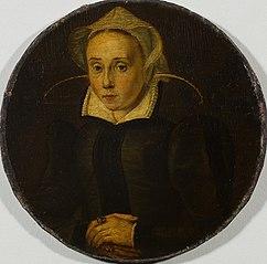 Lijsbeth van Leuven (1543-1625), echtgenote van Willem Backer